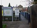 Fulwell station south entrance.JPG