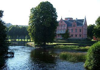 Gåsevadholm Castle - Image: Gåsevadholms slott