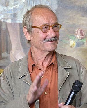 Gösta Ekman - Gösta Ekman in 2014.