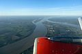 GARONNE AND DORDOGNE FROM A319 EASYJET FLIGHT LYS-BOD G-EZNC.jpg