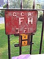 GCR sign - geograph.org.uk - 972866.jpg