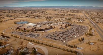Cherry Creek High School Campus Map.Grandview High School Aurora Colorado Wikipedia