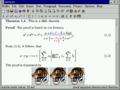 GNU scientific word processor TeXmacs screenshot.png