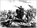 GUERRA DO PARAGUAY. O barão do Triunpho no dia 26 de Setembro de 1868 na passagem do rio Surubi-hi.jpg