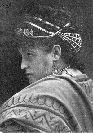 Polyeucte (opera) - Gabrielle Krauss as Pauline