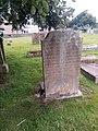 Galashiels, Church Street, Gala Burial Aisle Mary Paterson et al.jpg