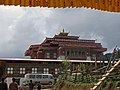 Gangte Goemba -View from the road.jpg