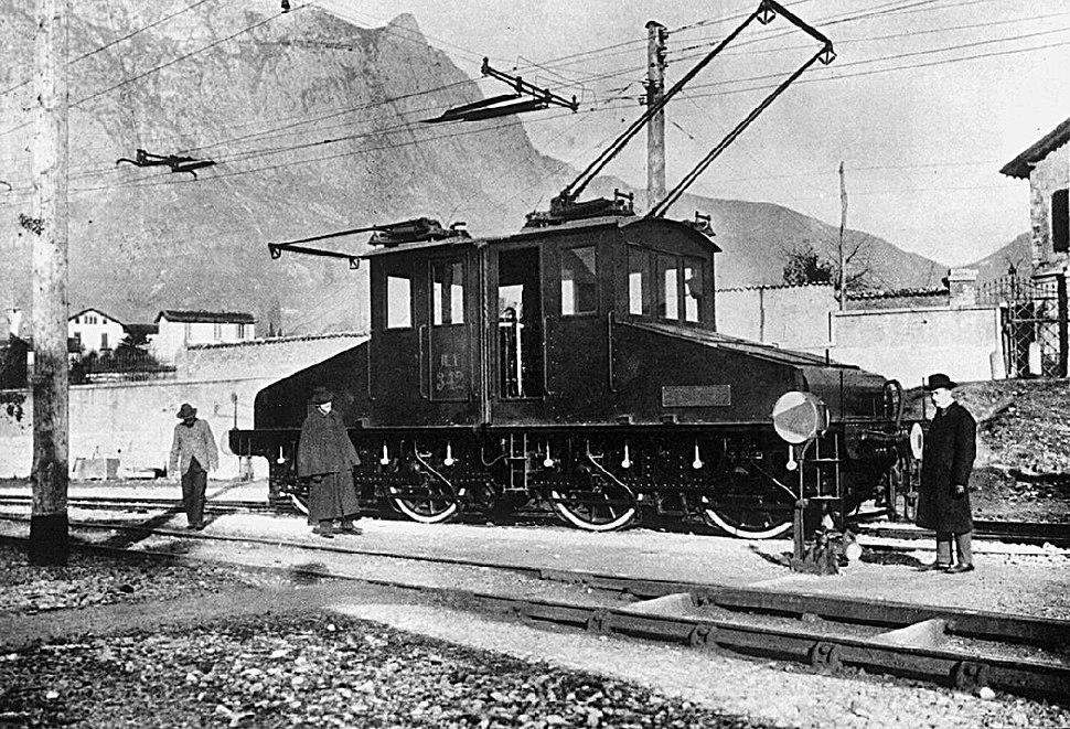 Ganz engine Valtellina