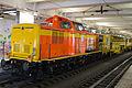 Gare-du-Nord - Exposition d'un train de travaux - 31-08-2012 - V212 - xIMG 6513.jpg