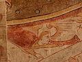 Gargilesse-Dampierre (36) Église Saint-Laurent et Notre-Dame Crypte Fresques 10.JPG