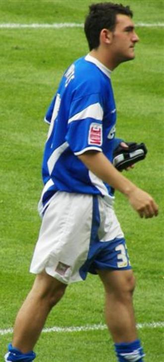 Gary Roberts (footballer, born 1984) - Image: Gary Roberts