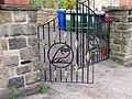 Gates at The Cock Inn, Oughtibridge - geograph.org.uk - 829381.jpg