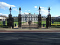 Gates outside Queen's House, Greenwich.jpg