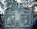 "Gates to the Bronx Zoo called the ""Rainey Gates,"" New York, New York LCCN2011632011.tif"