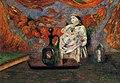 Gauguin 1885 Nature morte avec carafon et figurine.jpg