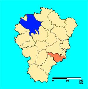 Gavrilov-Yamsky District - Image: Gavrilov Yamsky District, Yaraslavl