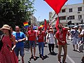 Gay Pride in Haifa 2014 - Bialik st (13).JPG