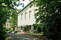 Gebäude 1108 Universität Hannover alte Schmiedehalle IFUM evtl. Torpedo-Versuchshalle Werner Osenberg Welfengarten Auffahrt.jpg