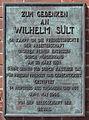 Gedenktafel Rummelsburger Landstr 2 (Obschw) Wilhelm Sült.jpg