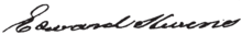 General Edward Stevens Signature.png