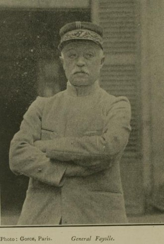 Émile Fayolle - Fayolle in Paris.