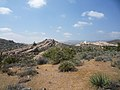 Geocaching at Vasquez Rocks (2427318746).jpg