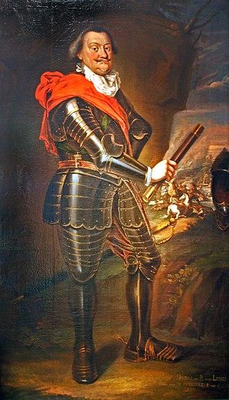 George, Duke of Brunswick-Calenberg - Image: Georg (Braunschweig Calenberg) Residenzmuseum Celle