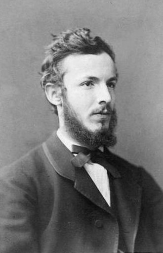 Georg Cantor's first set theory article - Georg Cantor, c. 1870.