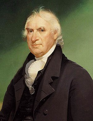 United States presidential election in New York, 1808 - Image: George Clinton by Ezra Ames