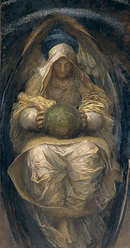 George Frederic Watts - The All-Pervading - Google Art Project
