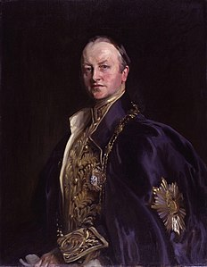 George Nathaniel Curzon, Marquess Curzon of Kedleston by John Cooke.jpg