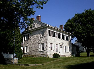 George Taylor House (Catasauqua, Pennsylvania) - Home built by George Taylor, a signer of the Declaration of Independence