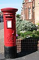 George VI pillar box - geograph.org.uk - 791321.jpg