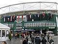 Gerry-Weber-Stadion in Halle (Westf.)