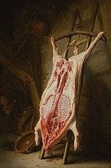 A Pig's Carcass