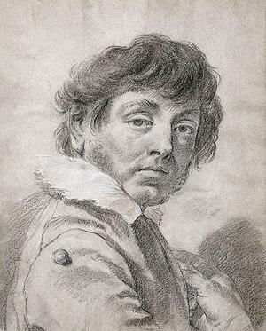 Giovanni Battista Piazzetta - Self portrait (1730s)