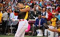 Giancarlo Stanton competes in final round of the '16 T-Mobile -HRDerby (28568338435).jpg