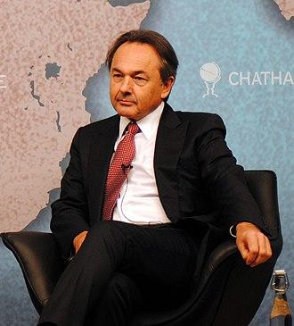 Gilles Kepel - Gilles Kepel at Chatham House in 2012