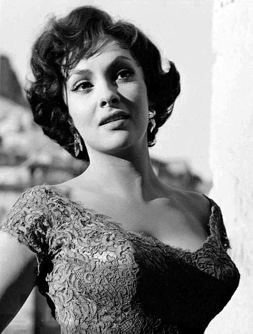 Gina Lollobrigida (1960s)