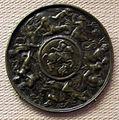 Giovanni di Fondulino Fonduli, cavaliere in una cornice di nereidi e tritoni, 1490-1500 ca..JPG