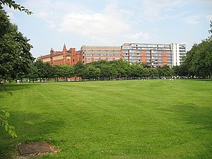 Templeton On The Green - Image: Glasgow Green geograph.org.uk 1330666