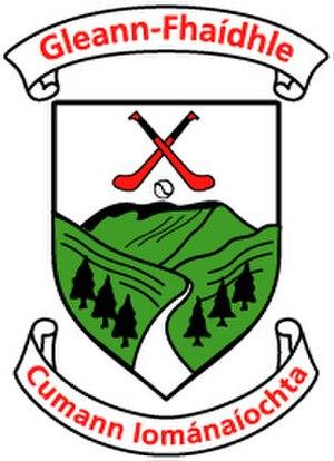 Glenealy, County Wicklow - Image: Glenealy Original Crest