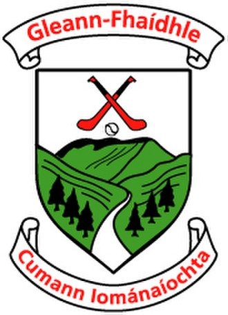 Glenealy, County Wicklow - Image: Glenealy Original Crest