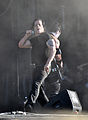 Glenn Danzig and Paul Doyle Caiafa playing at Wacken Open Air 2013.jpg