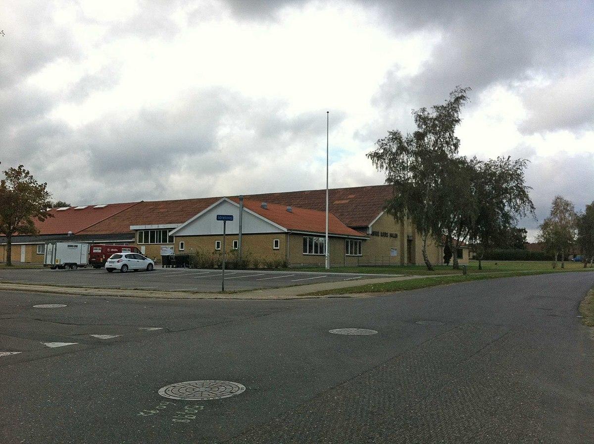 Glesborg - Wikipedia, den frie encyklopædi