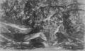Gluck - Armide - Esquisse d'Amable pour Armide (IIe Acte, Ier Tableau) - Paris, Théâtre de l'Opéra Garnier, 12-04-1905.png