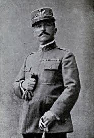 Vincenzo Garioni - Image: Gobernador Vincenzo Garioni
