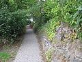 Goettingen Stadtwall Wallaufgang von der Hempelgasse.jpg