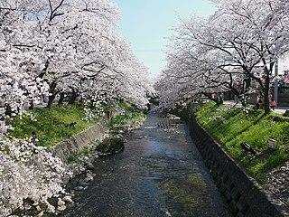 Gojō River