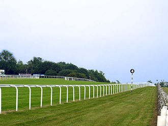 Goodwood Racecourse - The racecourse